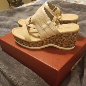 Donald Pliner Wedge Sandals